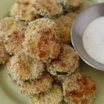 Crispy Zucchini Rounds