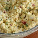 Creamy Sunhera Masala Egg Salad