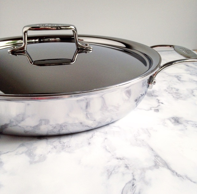 All-Clad d5 Stainless Steel All-In-One Pan